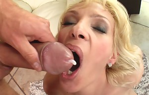 Free Cum in MILF Mouth Porn Pictures
